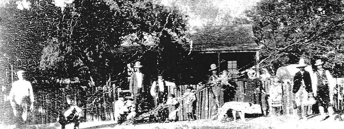 Historical Photo, 1908   Chandler Ranch