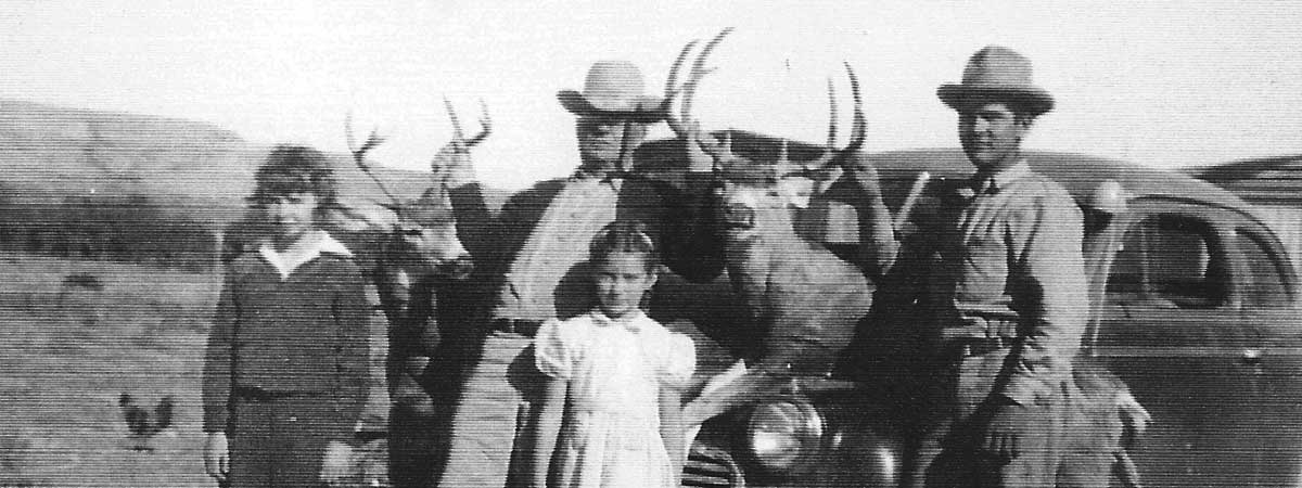Charlie Chandler, 1946   Chandler Ranch