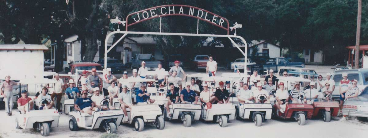 Golf Tournament, 1980s | Chandler Ranch