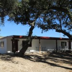 Outside of Bunkhouse One & Two | Chandler Ranch